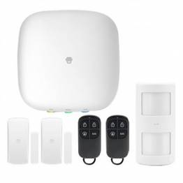 Kit Sistema di allarme WiFi Smart Home Alexa H4 Plus