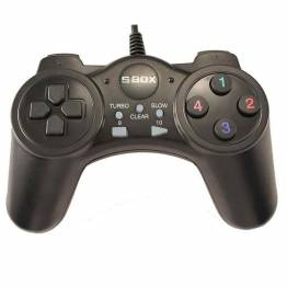 Joypad USB per PC Nero