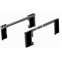 Coppia guide telescopiche 500 mm per chassis a rack