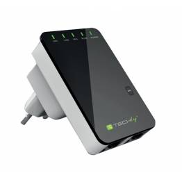 Ripetitore Router Wireless 300N da Muro Repeater2