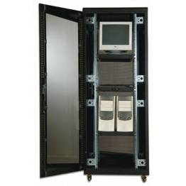 Armadio Rack 19'' 800x800 42 Unita' Nero