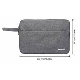 Custodia per Notebook 14.5'' Seattle Grigio