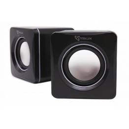Speakers USB SP-02 Nero