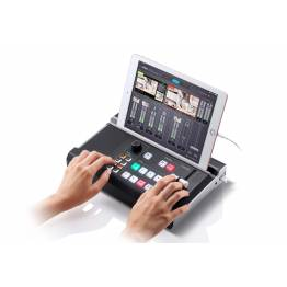 Mixer Audio/Video multicanale All-in-one per StreamLive HD su Social Network UC9020
